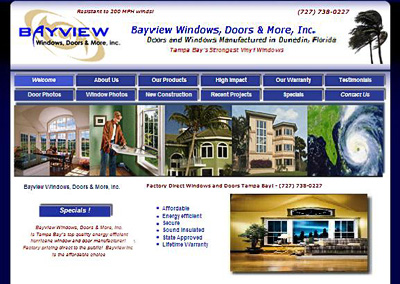 Bayview Windows