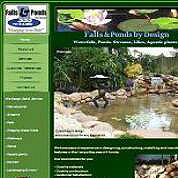 Falls and Ponds by design