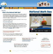 The National Math Bee