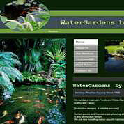 WaterGardens by Matt - Early develpment