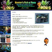 Hunters fish and Flora