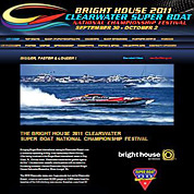 2011 Clearwater Super Boat National Championship